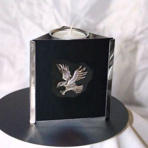 Teelichtleuchter Adler