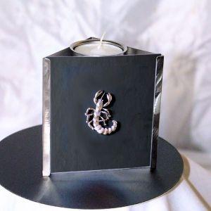 Teelichtleuchter Skorpion