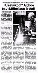 WAZ 31. August 1988